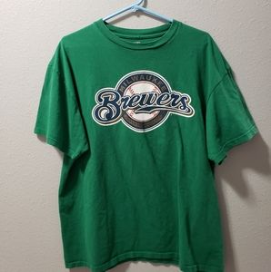 Milwaukee Brewers Ryan Braun St Patrick's Edition